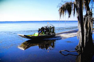 st johns airboat tour